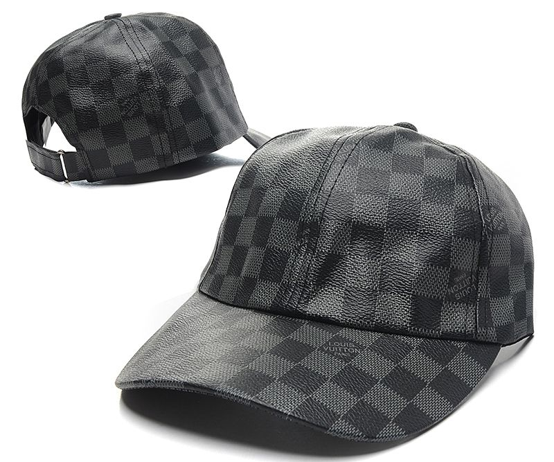 Louis Vuitton Peaked Caps Monogram Canvas Baseball Caps LV Strapback Caps  011 cf3a759ef5a