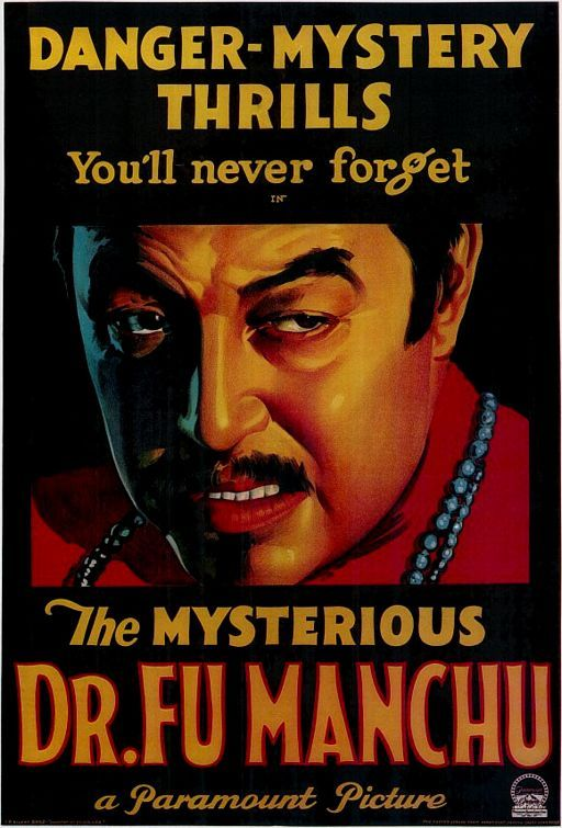 Download The Mysterious Dr. Fu Manchu Full-Movie Free