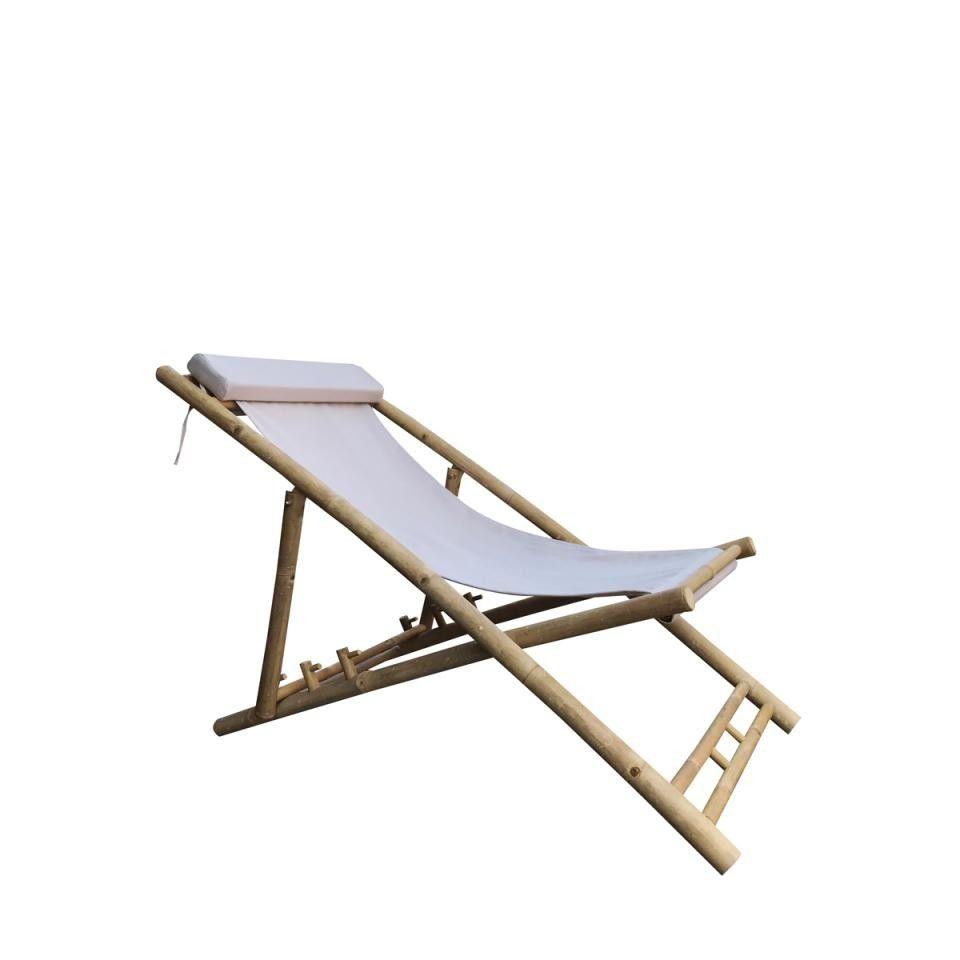 Strandstoel Kopen Blokker.Royal Patio Strandstoel Lazio Bamboe Duintuin Patio Outdoor