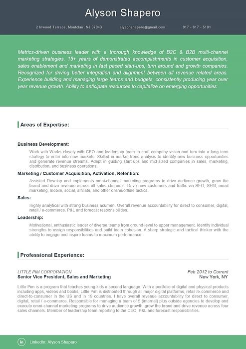 showcase  make your resume stand out  resumeway  good