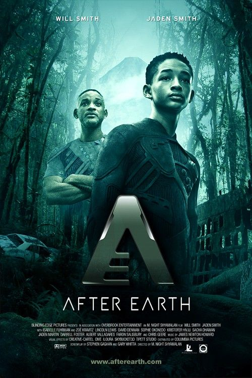 After Earth Video Earth Movie Movie Posters Hollywood Action Movies