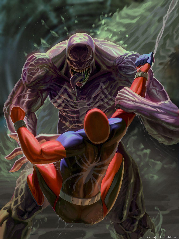 Pin de David en Spider-Man | Pinterest | Hombre araña, universo ...