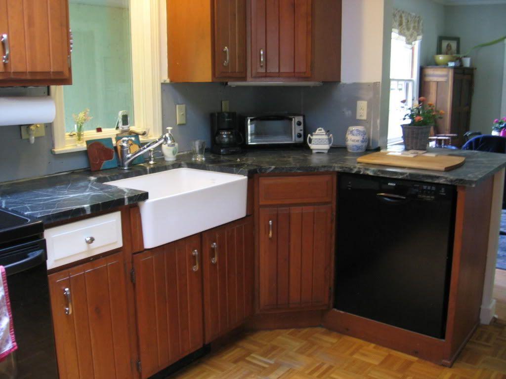 Best Retrofit An Apron Front Sink Ikea Farmhouse Sink Wood 400 x 300