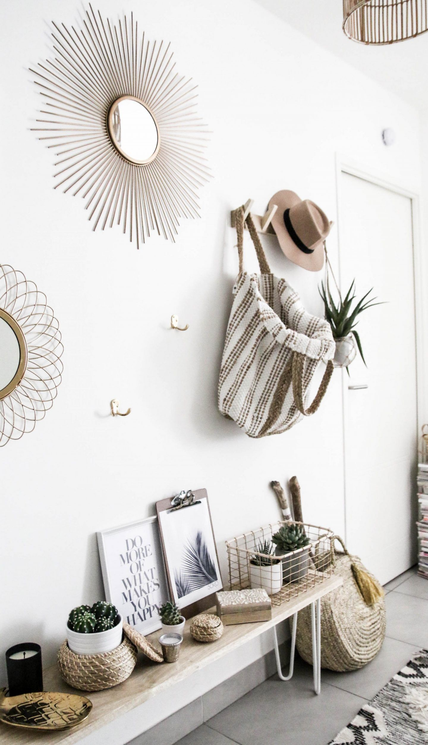 decoration-entree-tendance en 2019 | Déco maison, Decoration ...