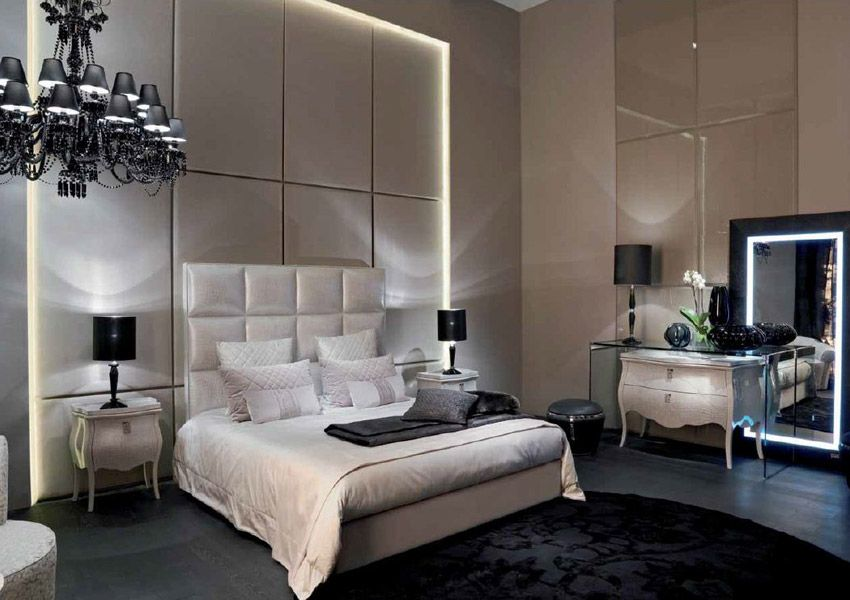 Fendi Casa Bedroom. I love this! This is perfect for philly | Home ...