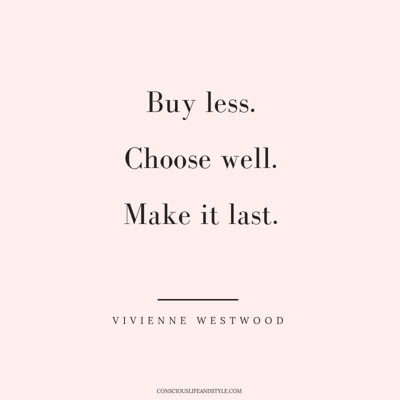 25 Ethical Fashion Quotes to Inspire a Fashion Revolution