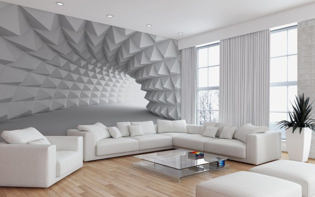 31 Fabulous Living Room Wallpaper Design For Your Home Home