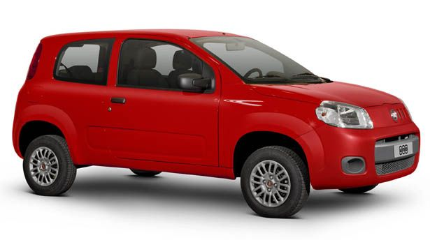 Fiat Uno Vivace Already Has The Kit Hsd Airbag And Abs As