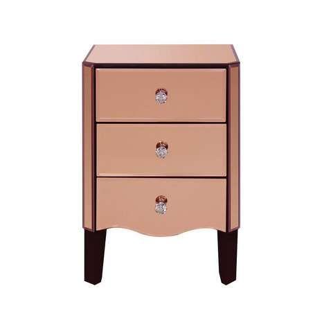 I Pinimg Com Originals 7e 19 B4 7e19b484505f8e7, Rose Gold Mirrored Furniture