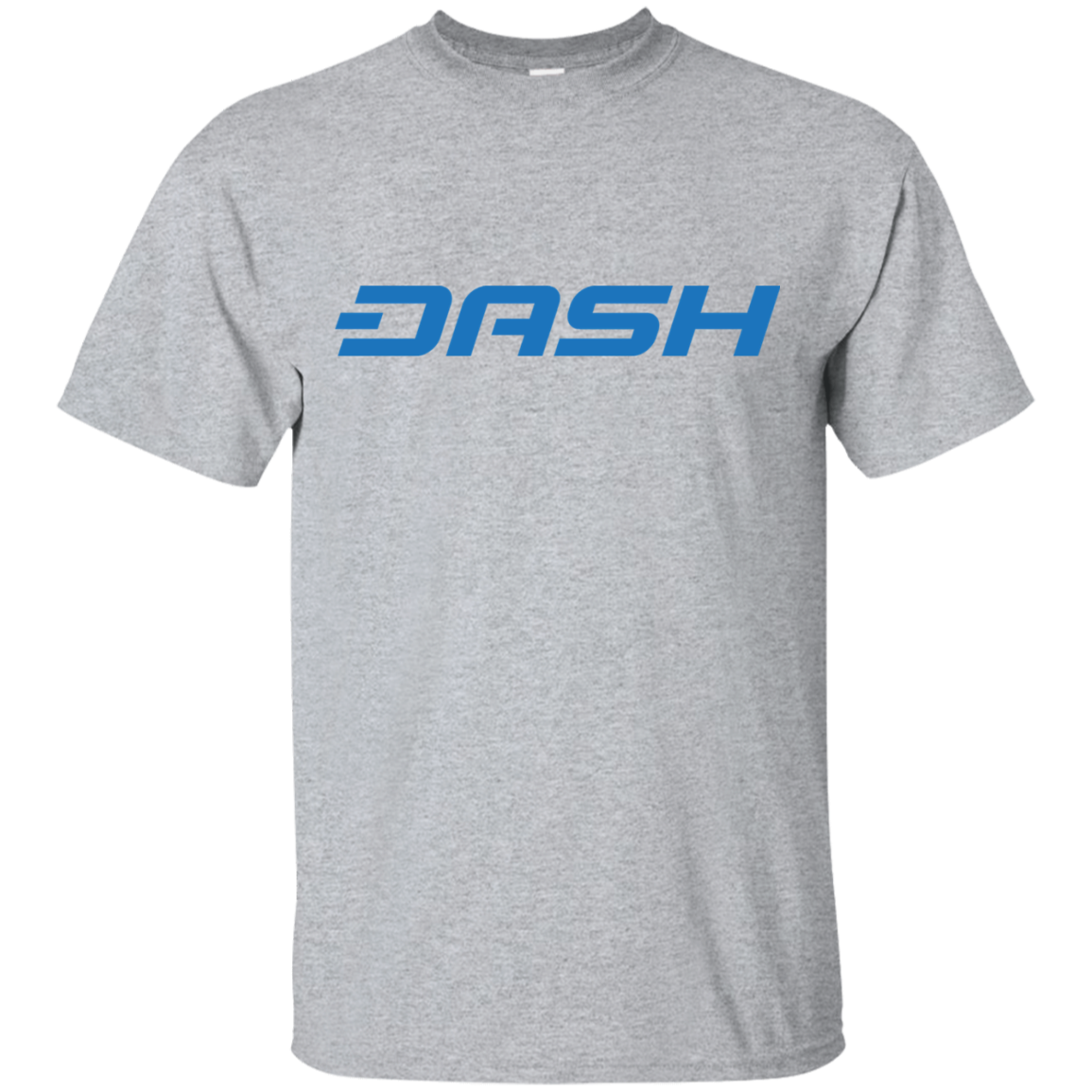 0c8dd2a70 CryptoCurrency T-Shirt - G200 Gildan Ultra Cotton T-Shirt   Dash Dallas  Cowboys