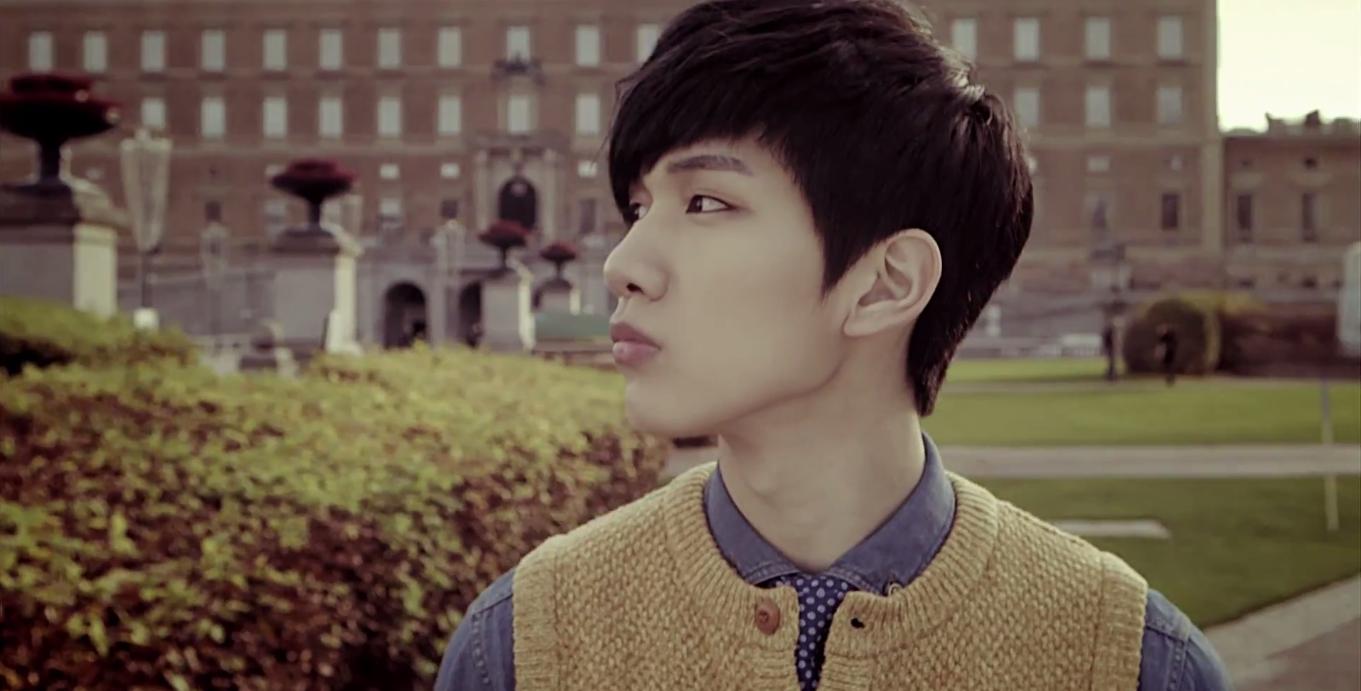빅스(VIXX) - 대답은 너니까 [Only U]   Han Sang Hyuk