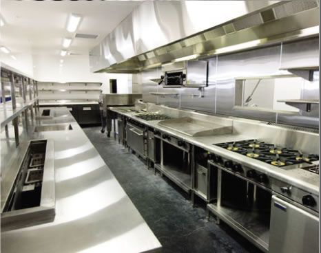 Exceptionnel From Show Kitchens With Wood Fired Ovens And Spectacular Grills, To Heavy  Duty Production