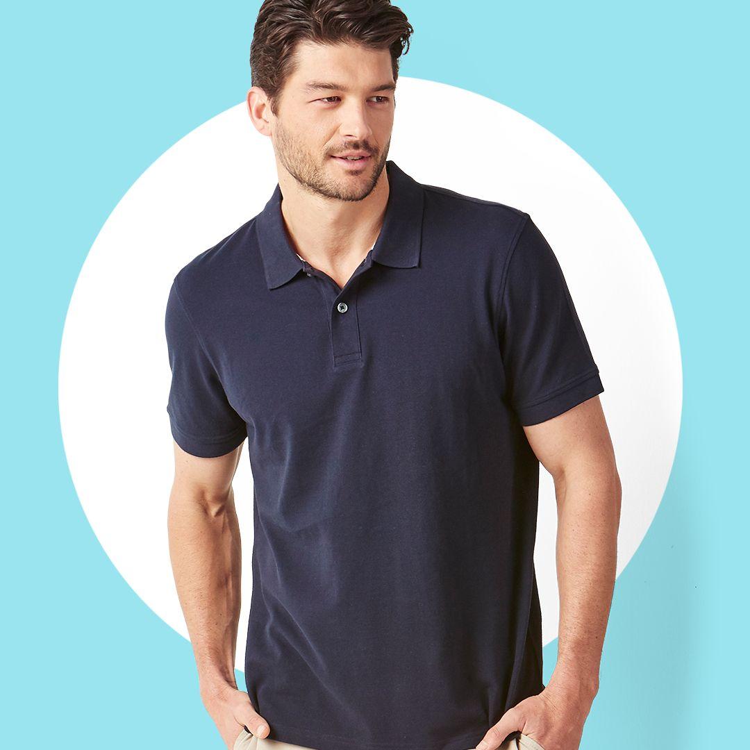 BIG W The B Collection, Plain Polo Shirt sizes S-3XL. Price: $6 ...