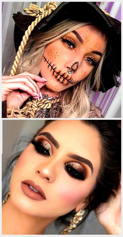 23 El maquillaje de Halloween parece estar intentando este año – Maquillaje