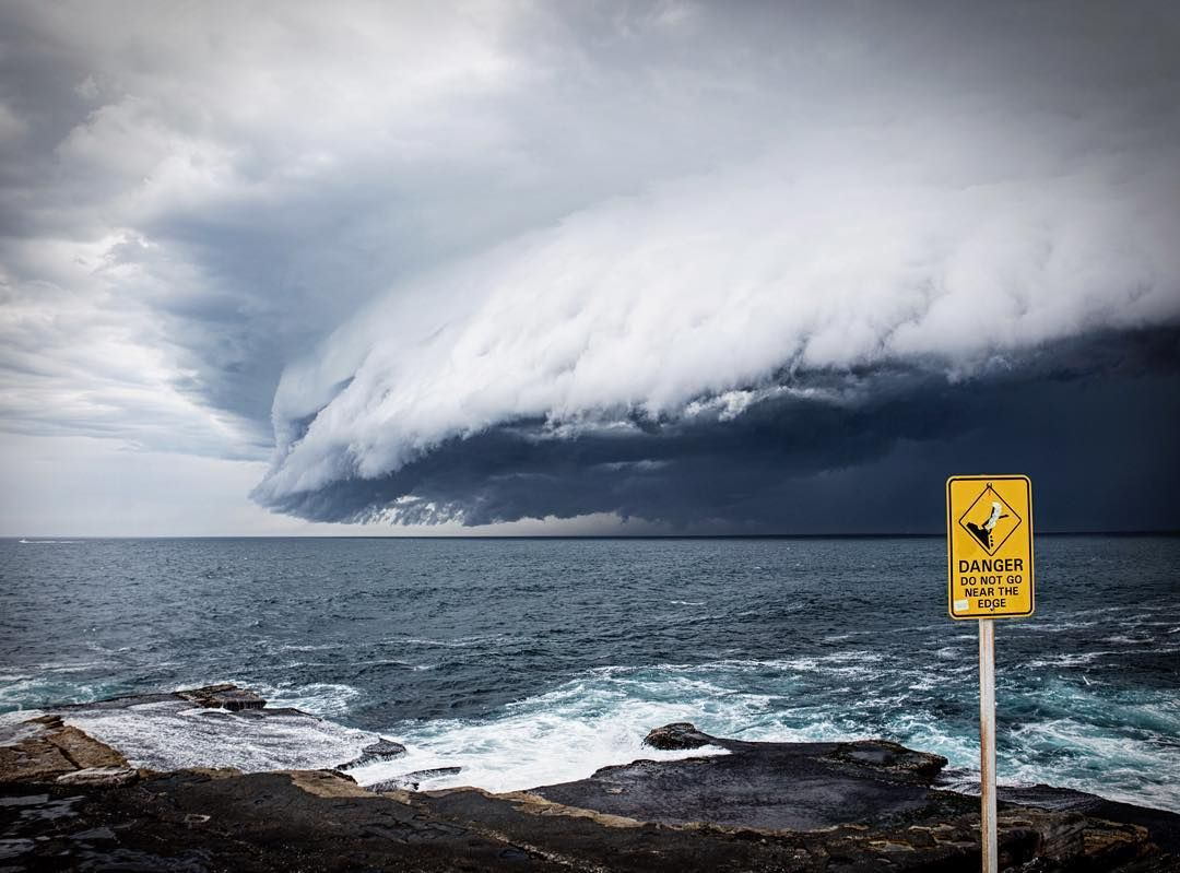Best Clouds And Weather Images On Pinterest Clouds Weather - Beautiful photographs of storm clouds look like rolling ocean waves