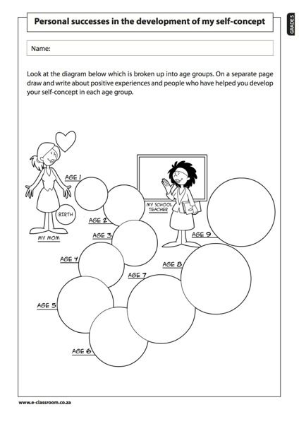 e-classroom-Free-Worksheets-Grade 5 Term 1 Lifeskills DEVELOPMENT ...