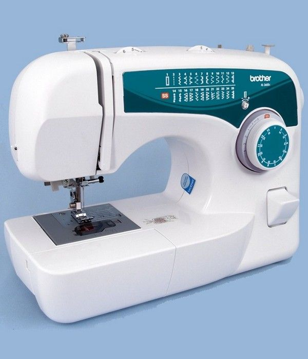 40 Best Sewing Machines Reviewed [40 Sewing Machine Pinterest Amazing How To Use Brother Xl2600i Sewing Machine