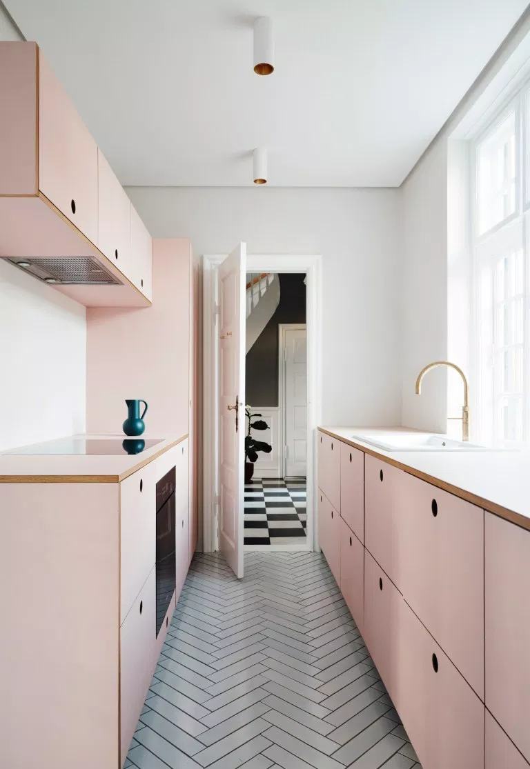How to make the most of small kitchens Timeless kitchen
