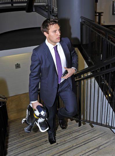 Luke Schenn Luke Schenn Hot Hockey Players Well Dressed Men
