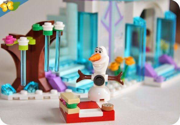 le palais de glace delsa la reine des neiges par lego disney princess 41062 lego pinterest disney cas and lego