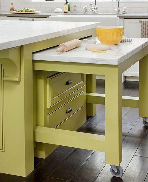 Creative Kitchen Storage Ideas Part - 21: 5 Tips For Hidden Kitchen Storage