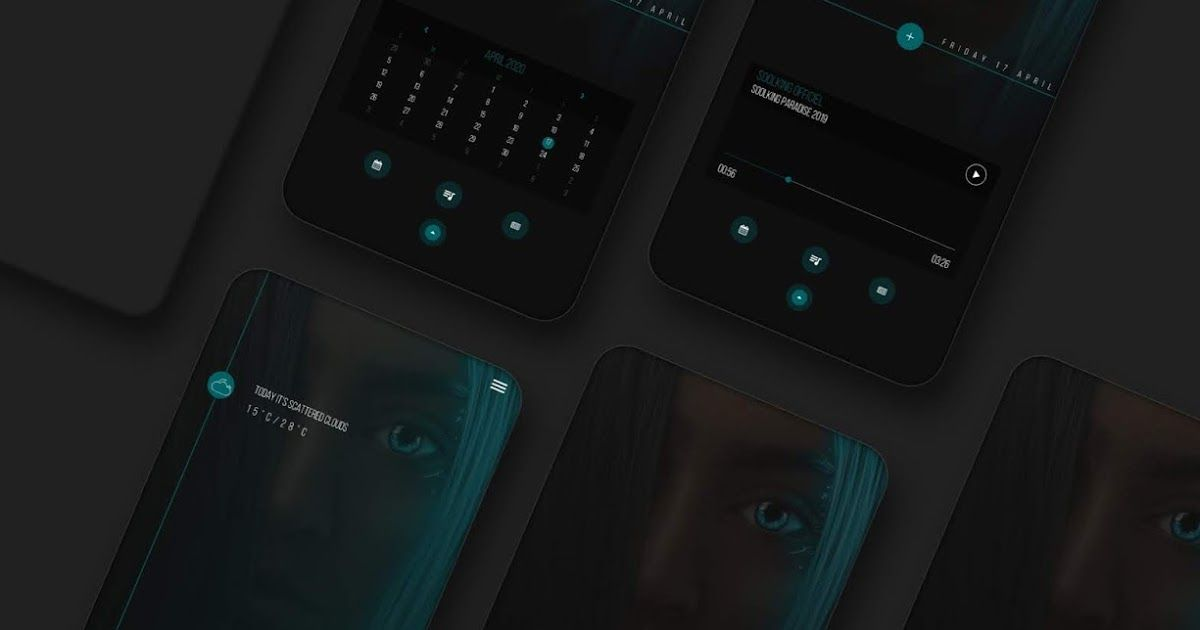 Dzpro Anim Android Themes 1 Pages For Klwp Live Wallpaper What Is Klwp Live Wallpapers Klwp Live Wallpapers Is Costu In 2020 Android Theme Homescreen Live Wallpapers