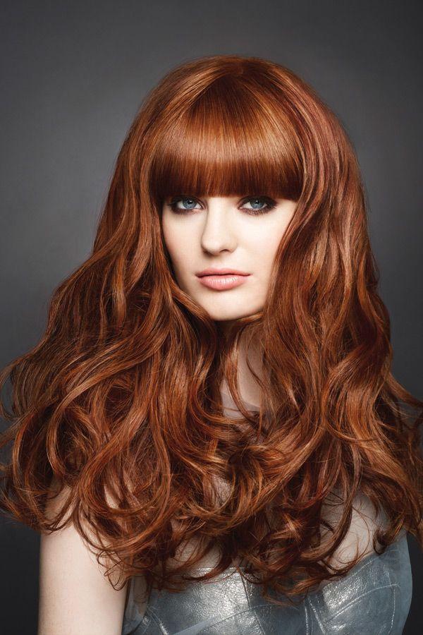 Trendy Frisuren Ber 80 Bilder Von Trendfrisuren Radiant Red Hair