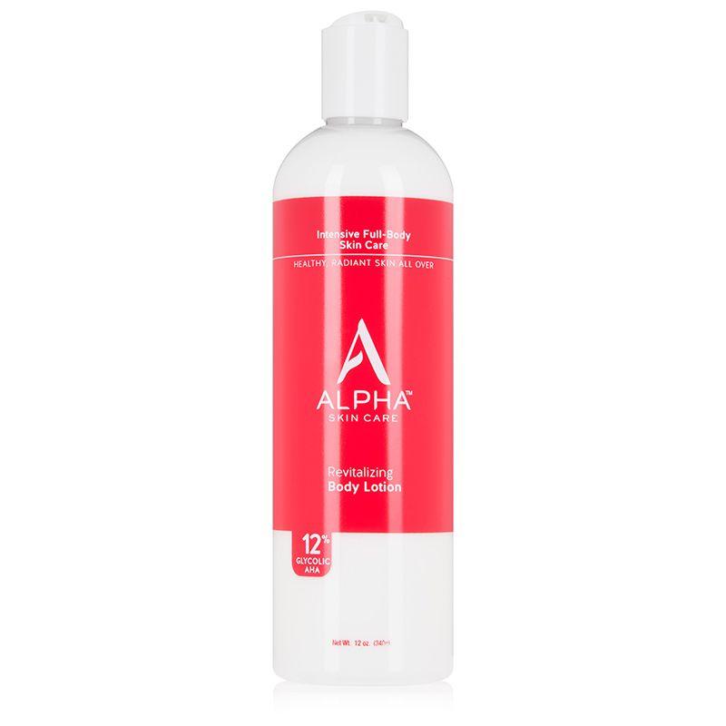 Alpha Skincare Revitalizing Body Lotion 12 Glycolic Aha Body Skin Skin Care Body Skin Care