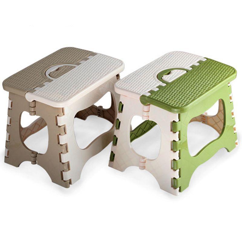 Nuevo estilo kids niños silla Taburete De Plástico Plegable Bebé Silla de Bebé Precioso Productos para Acampar Al Aire Libre Silla de Asiento