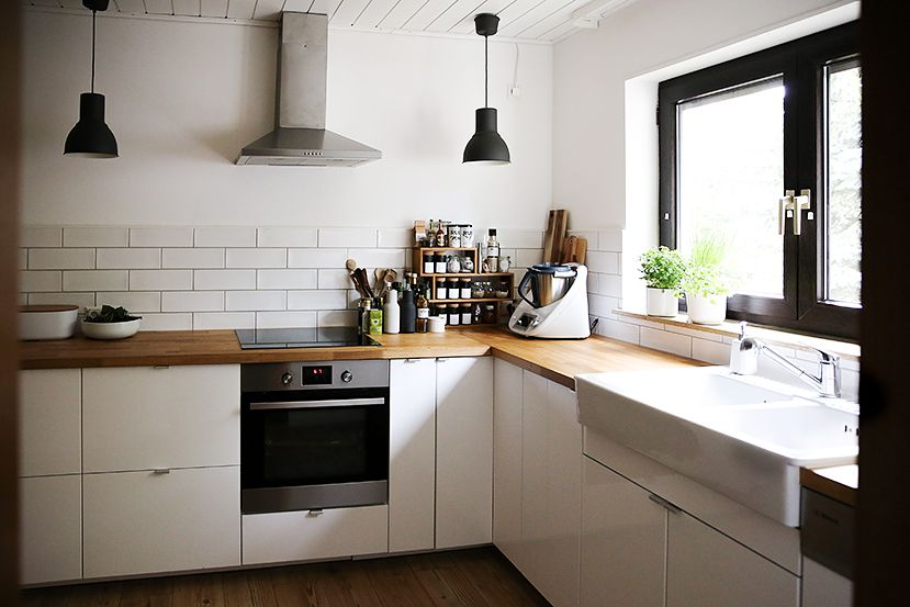 küchengestaltung tipps  wohnung küche küche einrichten