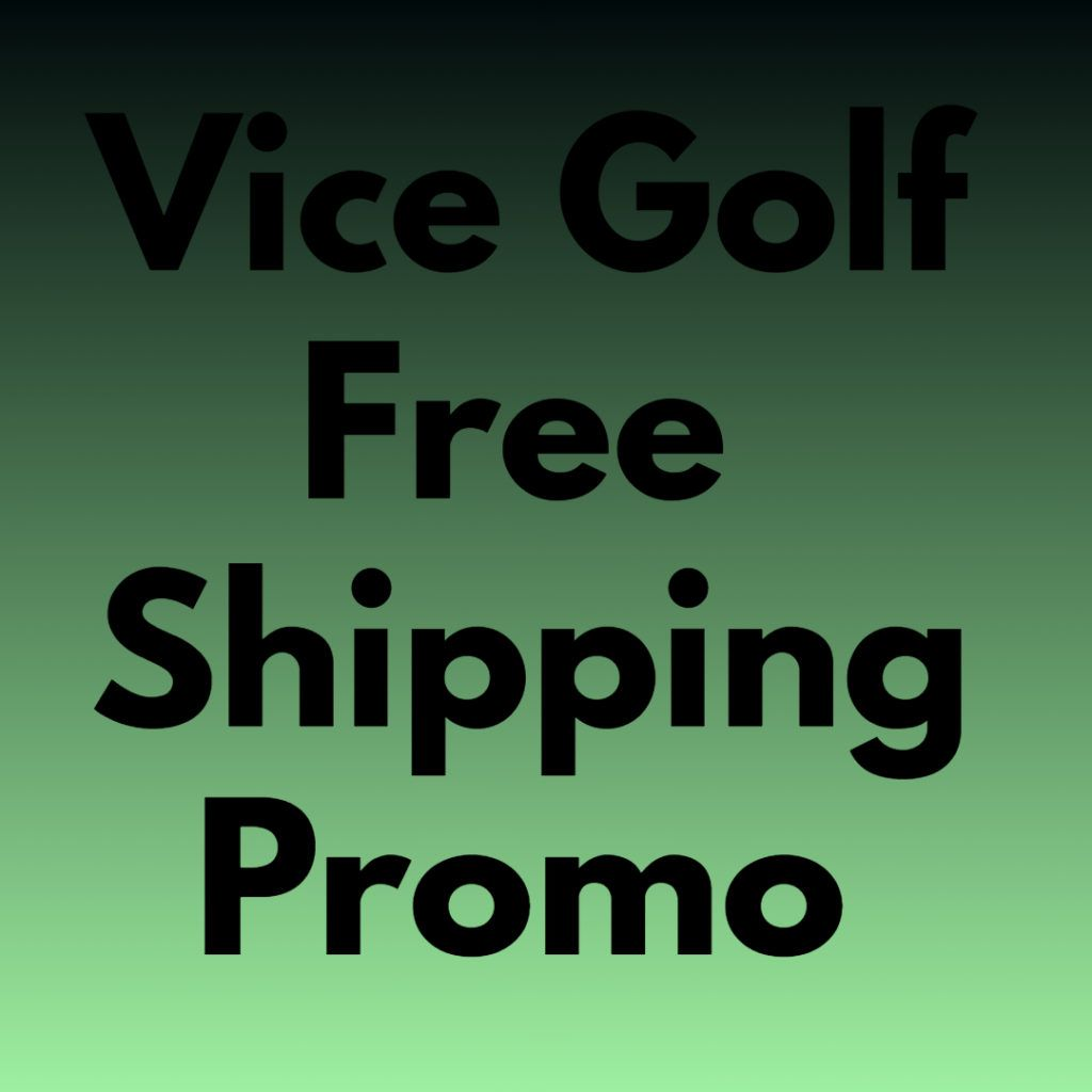 Save Up To 90 Off W Vice Golf Promo Code 2020 Promo Codes Coding Vice