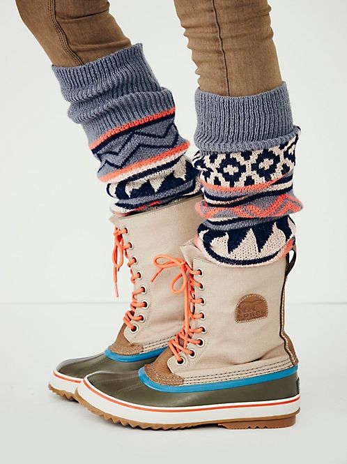 b5f58daacc8 Sorel Glacy Explorer Weather Boot at Free People Clothing Boutique ...