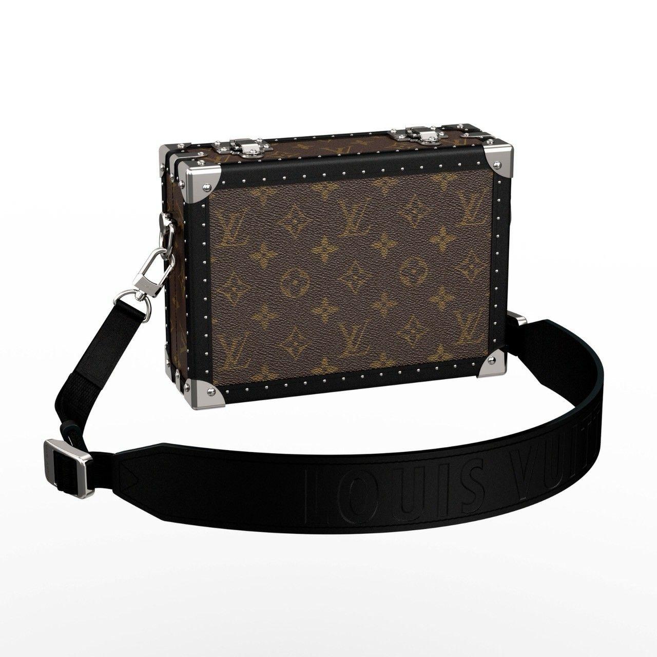 Louis Vuitton Men S Petite Malle Louis Vuitton Bag Fashion Bags Louis Vuitton Men