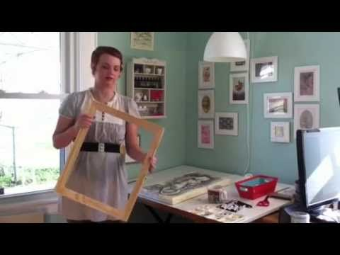 How To Create A Watercolor Paper Panel Genius Stretch