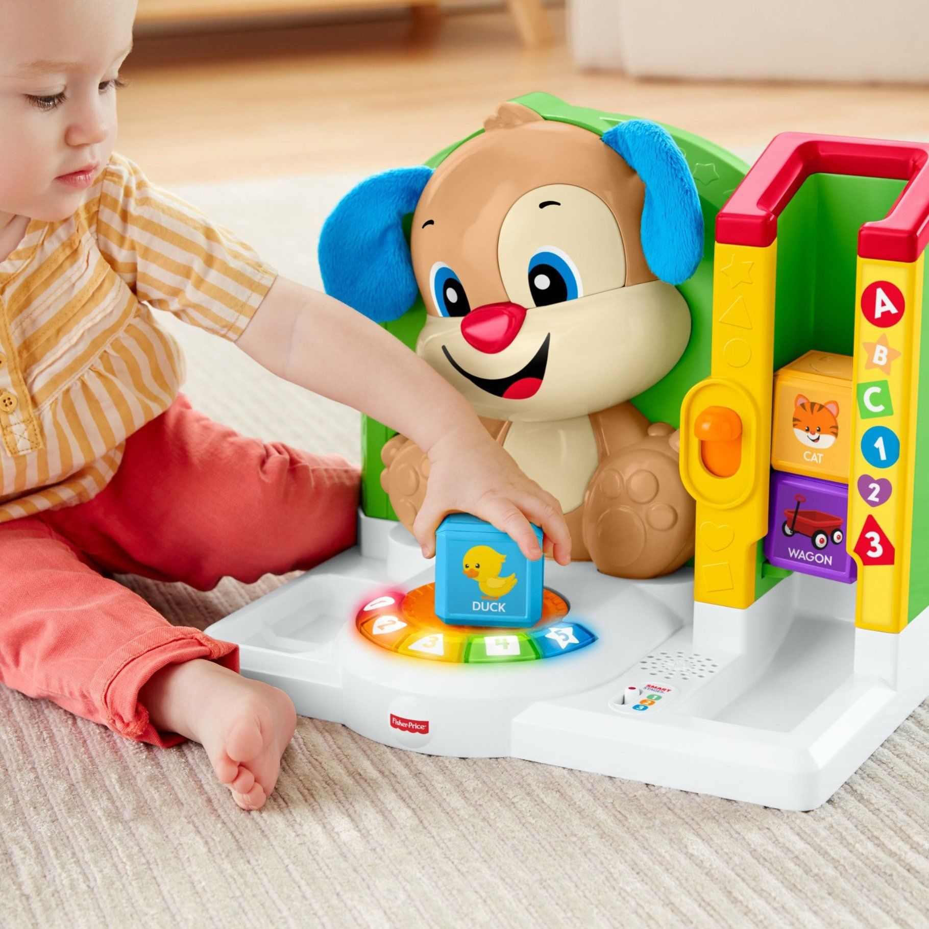 Fisherprice Laugh And Learn First Words Smart Puppy Click Image