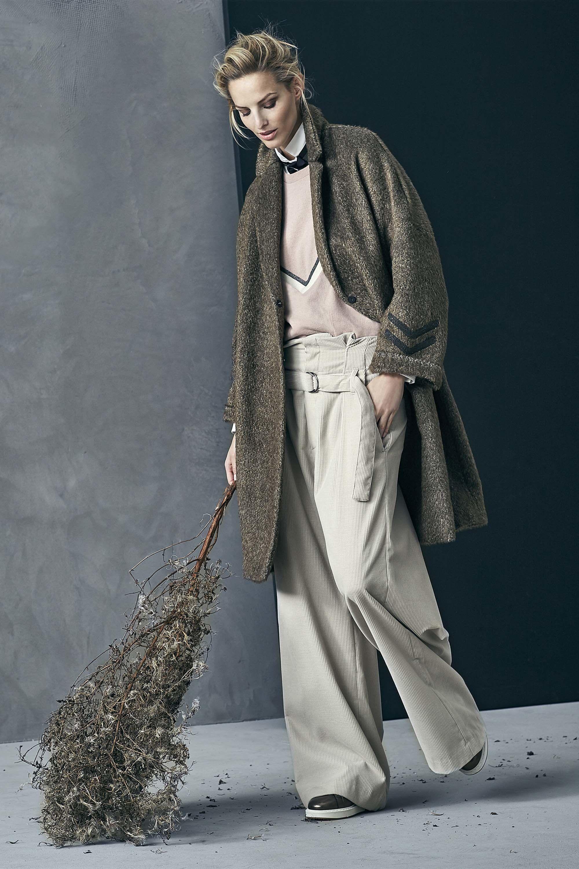 Brunello Cucinelli Fall 2017 Ready To Wear Fashion Show