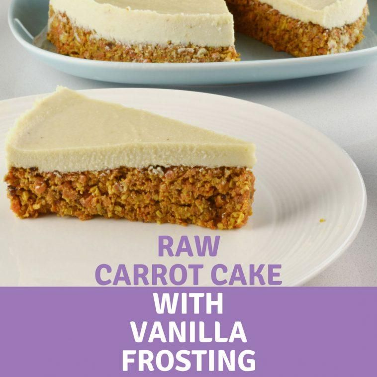 Healthy Carrot Cake Recipe The Healthy Chef