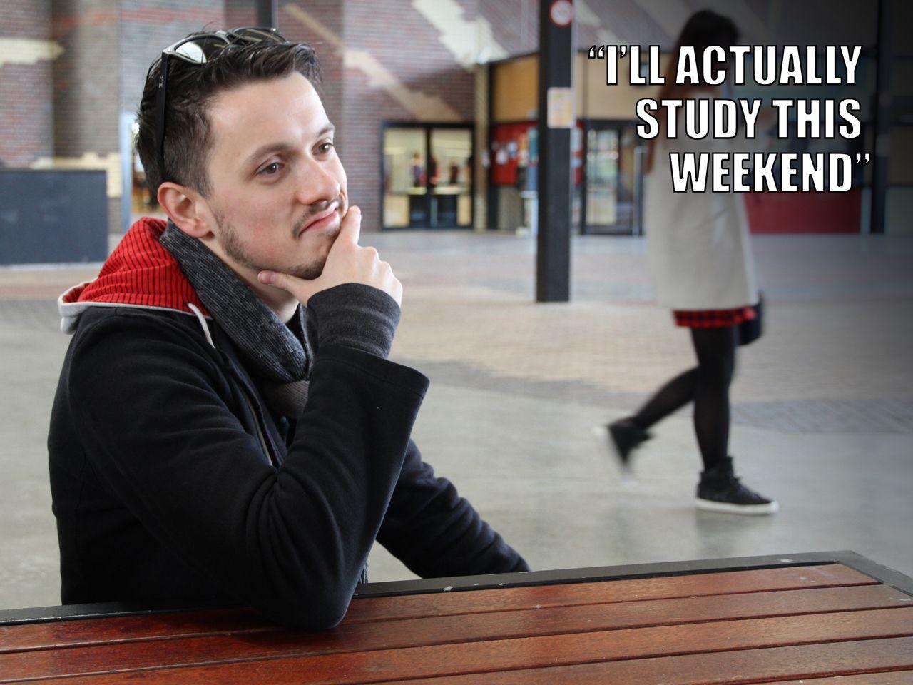 #Deakin #unilife #university #tech #Melbourne #Victoria #Australia #student #studying #meme #exams