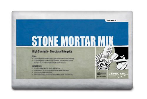 Stone Mortar Mix At Menards Menards Mortar Concrete Cement