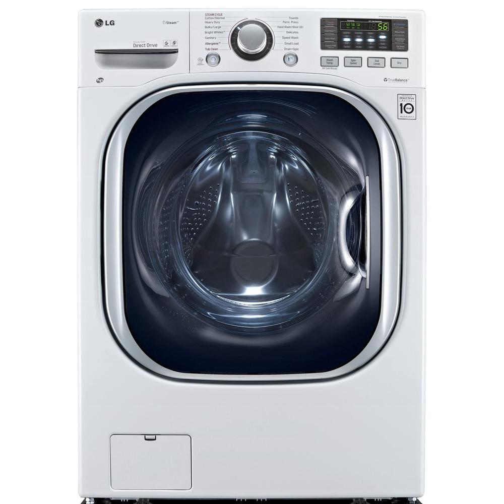 Lg electronics cu ft allinone washer and electric ventless