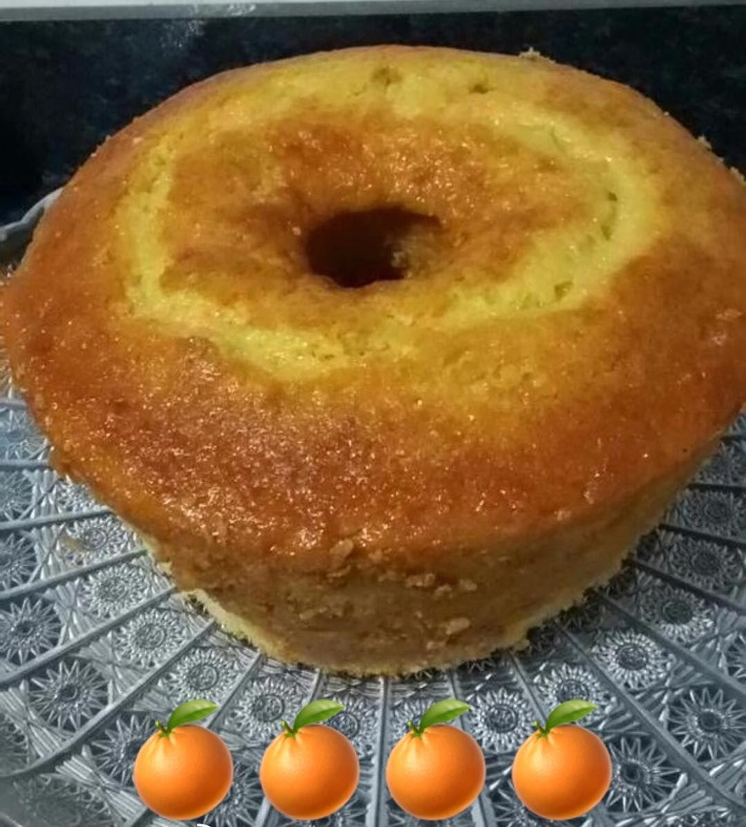 Bolinho De Laranja Fofinho Ingredientes 3 Ovos 1 2 Xicara De