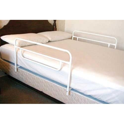 Double Bed Rail for Electric Bed - DOUBLE SIDED RAILS  18
