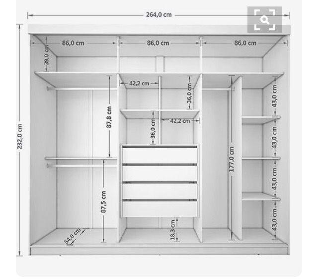Adesivo Decorativo Para Vidro ~ Dormitorio Armario Pinterest Dormitorio, Armario y