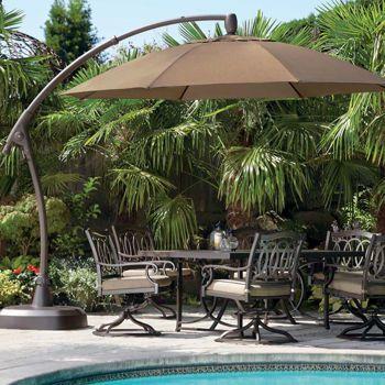 Costco Cantilever Patio Umbrella