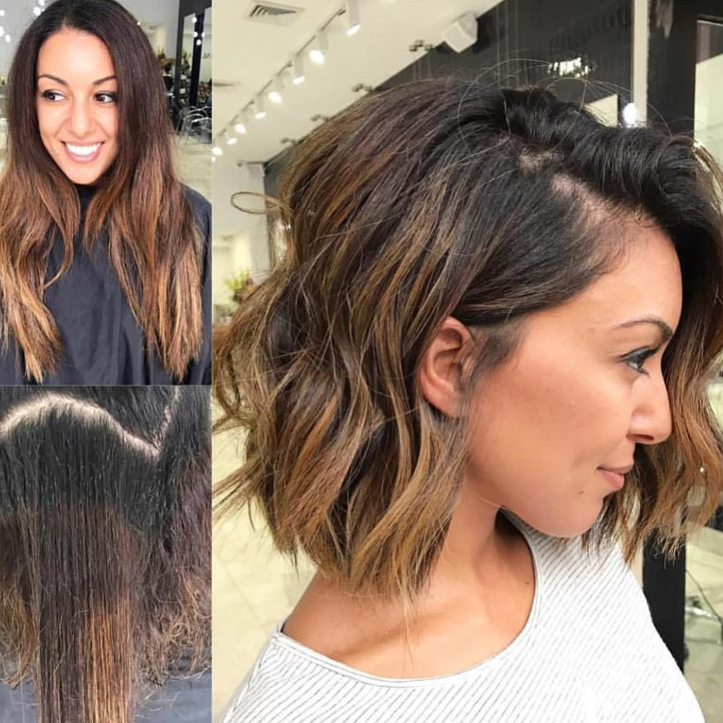 Hairstyles For Women Fall 2020 Hairstyles Pictures Short Wavy Hair Hair Styles Short Wavy