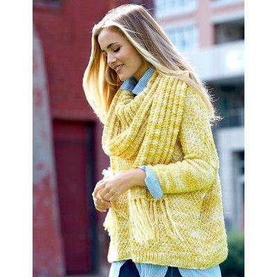 Free Easy Womens Sweater Knit Pattern Free Knit Sweater Patterns