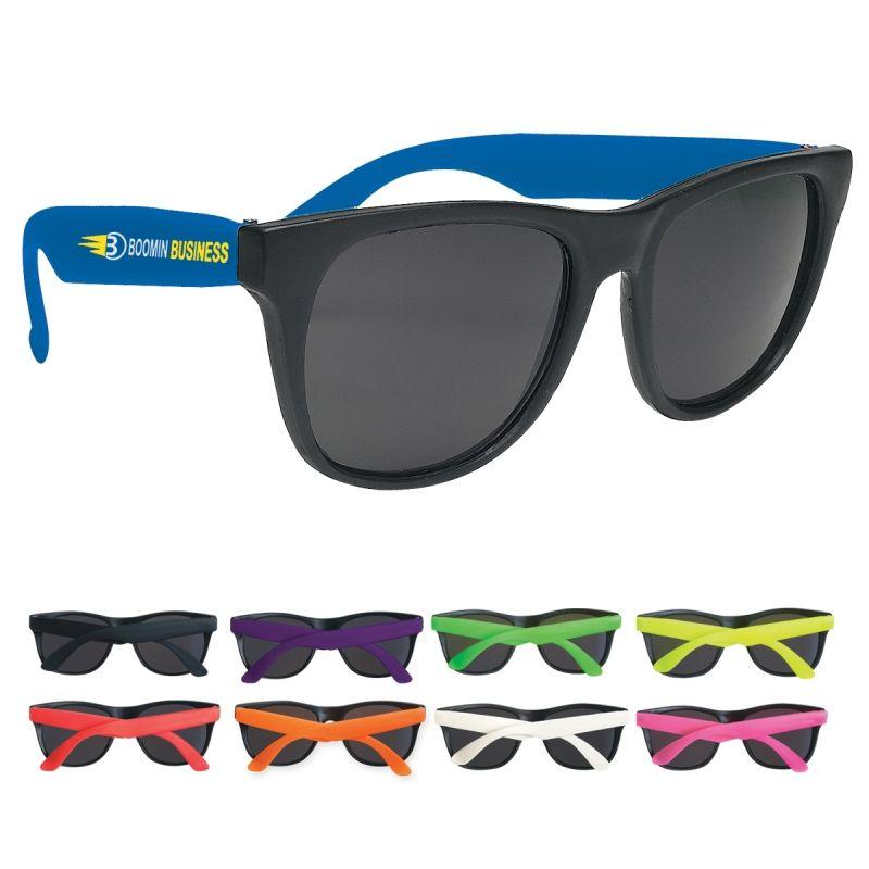 Plastic glasses sunglasses promotional sunglasses cool