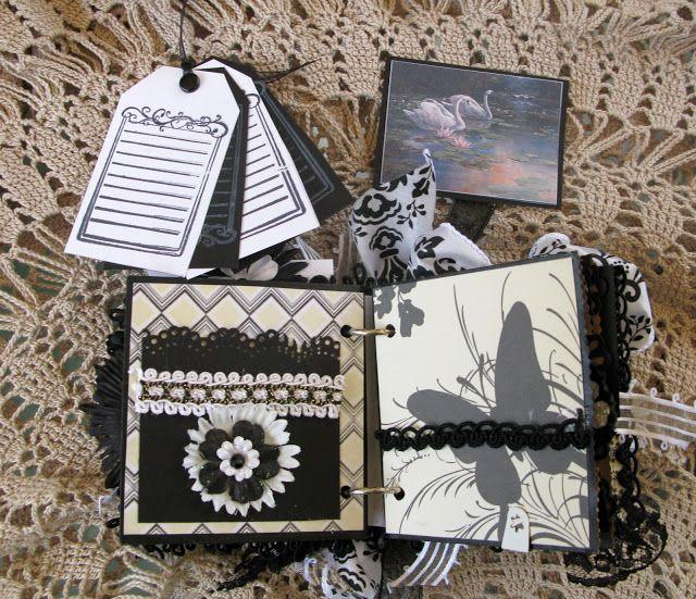 Martica Designs: Mini Album