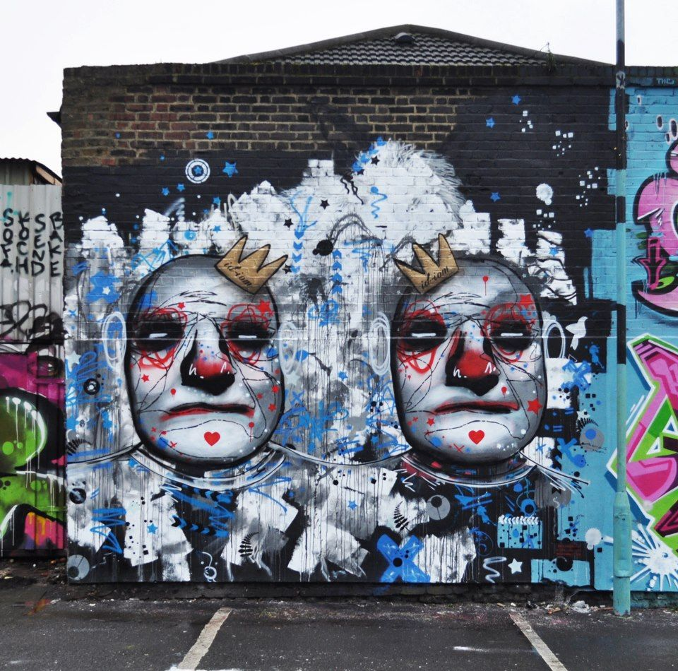 Id-iom in London
