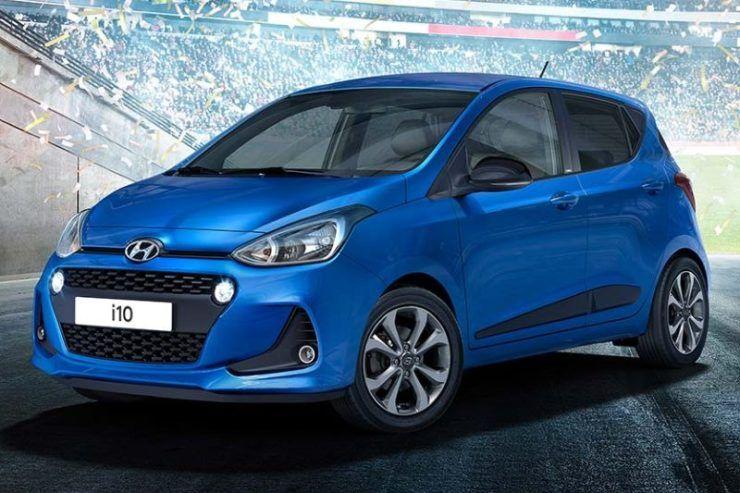 Hyundai I10 Preis Leistungssieger Bei Auto Bild Hyundai Suv